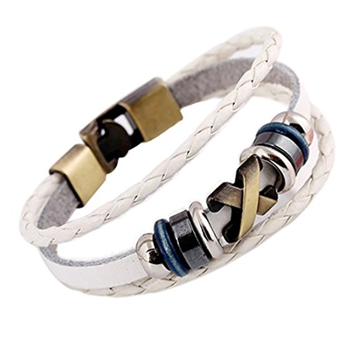 Fashion Jewelry Leather Bracelet personality