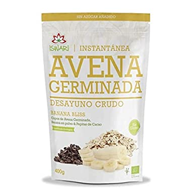 Avena Germinada Banana Bliss: Amazon.es: Alimentación y bebidas