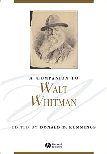 Whitman's Apprentices Anthology