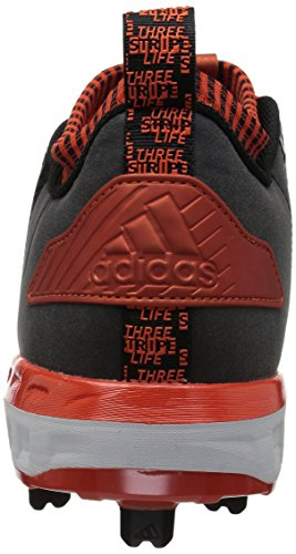 Adidas Boost Icon 3 Mens Mens B39164 Nero / Bianco / Arancio Collegiato