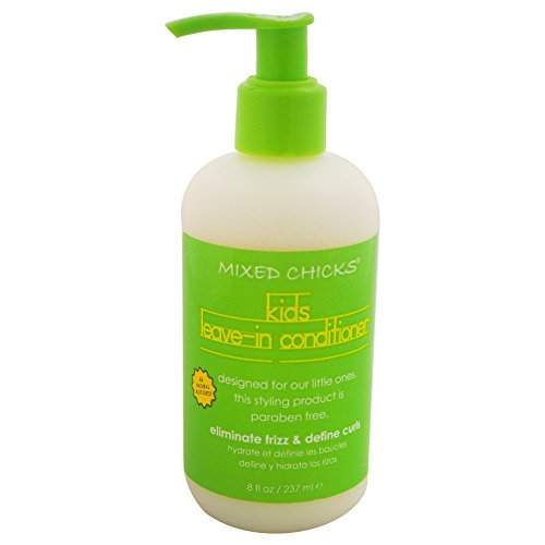 Mixed Chicks Kids Leave-In Conditioner, 8 Ounce