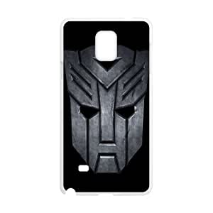 J-LV-F Customized Transformers Hard Cover Case For Samsung Galaxy Note 4