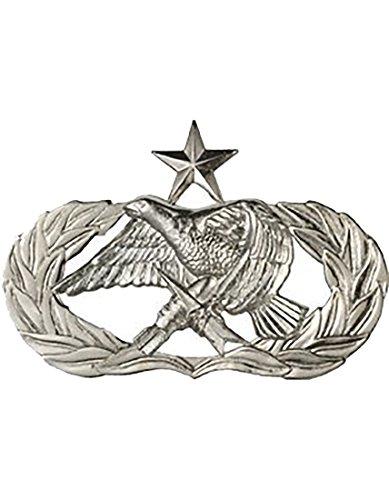 (Air Force Aircraft Munitions Maintenance Dress Brite Badges (Full Size,)