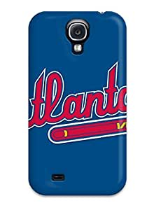 atlanta braves MLB Sports & Colleges best Samsung Galaxy S4 cases 5388304K404631659