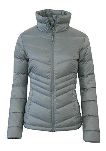 Columbia Womens Polar Freeze Ski Down Winter Jacket Omni Heat (M, LIGHT -
