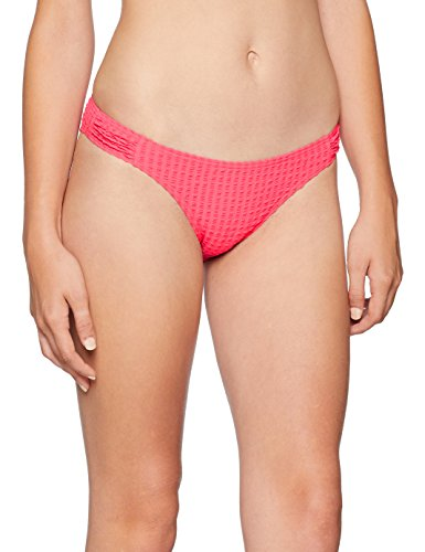 Donna Red Look Bright New Bikini Slip Rosso 60 Hipster Gingham 4WOaTO
