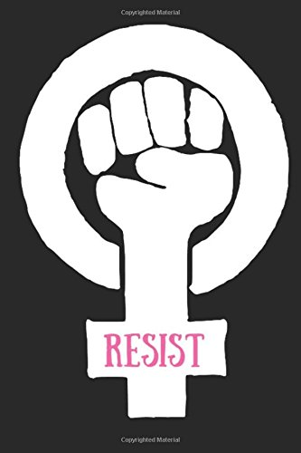 Resist: 6x9 100 Page **Dot Grid** Journal With Women's Rights Logo ebook