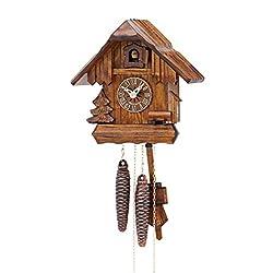 Cuckoo Clock Little black forest house KA 1685