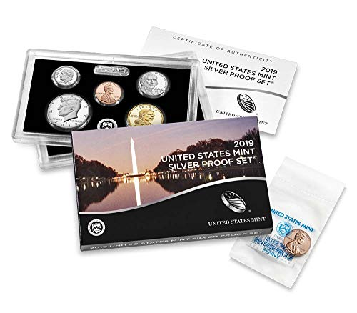 (2019 Silver Proof Set with Bonus 2019