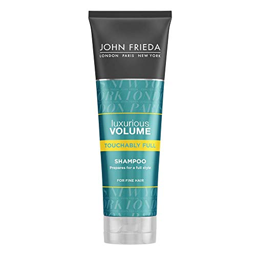 (Luxurious Volume Full Splendor Shampoo by John Frieda for Unisex Shampoo, 8.45 Ounce)