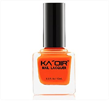 Amazon Com Ka Oir By Keyshia Kaoir Miami Vice Neon Orange Nail
