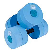 Power Systems Medium Resistance Water Dumbbell (Pair)