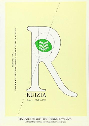 Descargar Libro Flora Y Vegetación Orófila De Los Picos De Europa Herminio Nava