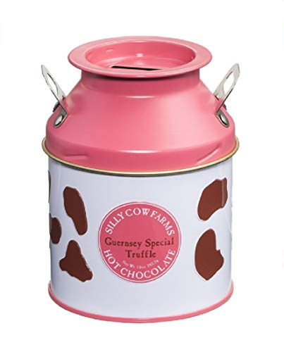 Sillycow Farms Guernsey Special Truffle Hot Cocoa in Collectible Tin