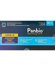 Abbott Panbio COVID-19 Antigen Self Test Pack (10 Tests)