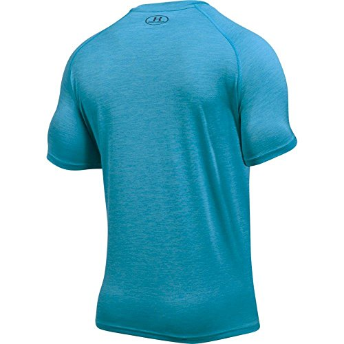 Ua Blue Under T Armour Tee Uomo Ss Tech shirt 5SHHpx8Cqw