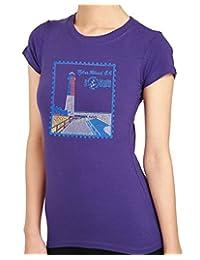 Tybee Island Lighthouse Rhinestone/stud Womens T-Shirts