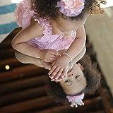 Stylish Sterling Silver Baby Girl Bracelet Gift