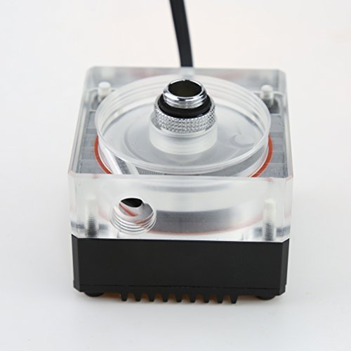Low Noise CPU Water Cooling Pump,P.LOTOR Compatible with Most Popular Cases for Cooling Systems by P.LOTOR (Image #2)