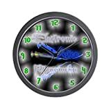 CafePress - Everything Paranormal Wall Clock - Unique Decorative 10'' Wall Clock