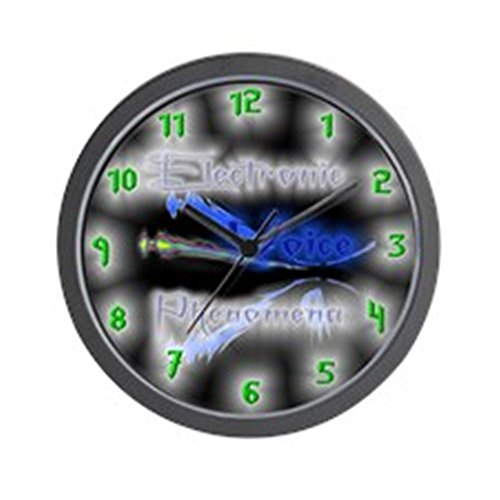 CafePress - Everything Paranormal Wall Clock - Unique Decorative 10'' Wall Clock by CafePress