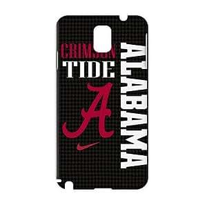 Fortune Alabama Crimson Tide 3D Phone Case for Samsung Galaxy Note3