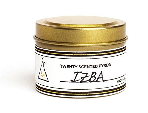 Blackbird Incense Pyres (Izba) (Tin (20 Cones))