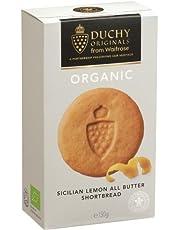 Duchy Originals Organic Sicilian Lemon Shortbread