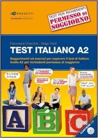 Amazon.it: Test italiano A2. Suggerimenti ed esercizi per superare ...