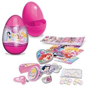 Veka Huevo Sorpresa de Princesa de Disney: Amazon.es: Juguetes y juegos