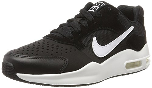 Zapatillas Nike 001 white Guile black Running De Negro Air Max gs Niños qBRrIBw