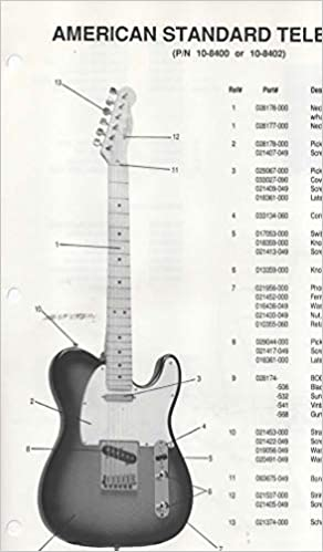 Enjoyable Parts List Diagram For Fender American Standard Telecaster Electric Wiring 101 Mentrastrewellnesstrialsorg