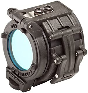 "product image for SureFire Flip Up Blue Filter Flashlights with 1.37"" Diameter Bezels"