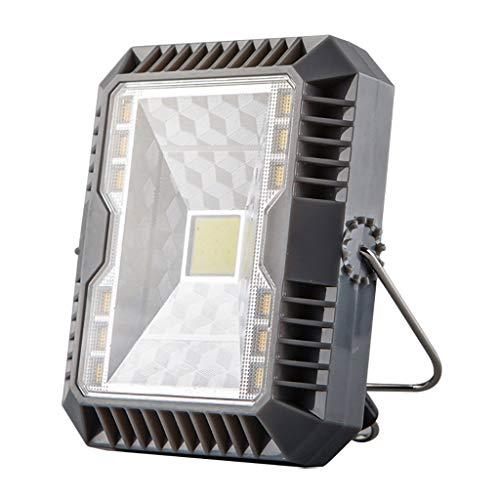 Jonerytime❤️Solar Rechargeable Outdoor Camping Lantern Light LED Lamp Emergency Light