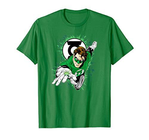 Green Lantern Ring First T -