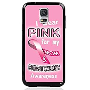 I Wear Pink For My Mom Galaxy S5 Case