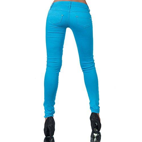 Skinny Femme Bleu Jeans Jonaco R Fwq8pp
