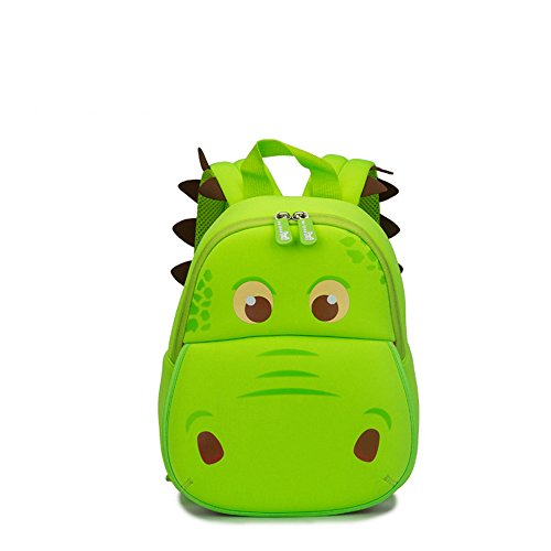 YISIBO Waterproof Backpack Dinosaur Sidesick