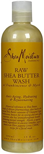 Shea Moisture Butter Body Wash 13