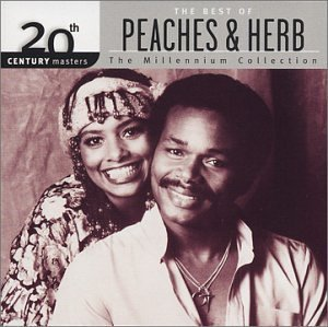 The Best of Peaches & Herb: 20th Century Masters: Millennium Collection by Peaches & Herb (2002) Audio CD