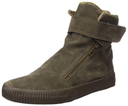 ARO Damen Noelle Hohe Sneaker Taupe