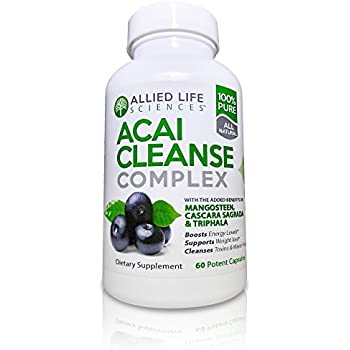 Acai Berry Cleanse And Flush