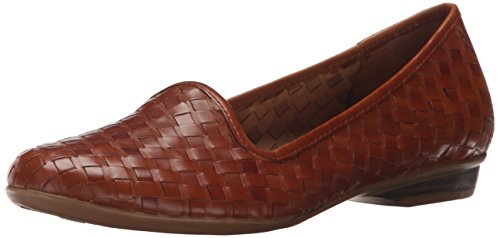 on Loafer Sandee Naturalizer Slip Tan Saddle PUE1wxwRq