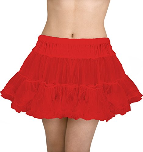 Petticoat Dress (Kangaroo's Red Petticoat)