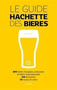 Guide Hachette des bières par Élisabeth Pierre