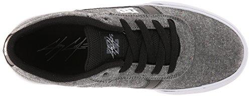 Chaussures Garçon Dc Cole Pro Tx Special Edition Noir Wash (Uk 1 = Eu 33 , Noir)