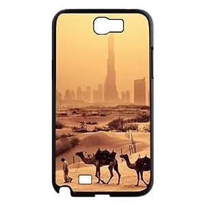 Camel ZLB597392 Custom Phone Case for Samsung Galaxy Note 2 N7100, Samsung Galaxy Note 2 N7100 Case