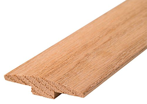 Floor Trim Molding - T-Molding Unfnshd Oak72
