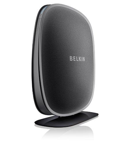 - Belkin N450 DB Wireless N Modem Router