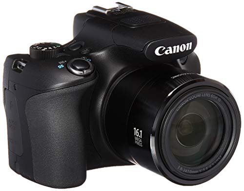 Canon Powershot SX60 16.1MP Digital Camera 65x Optical Zoom
